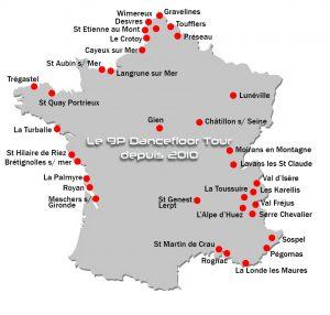 carte toutes les villes sans PL 03 2017
