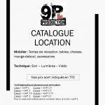 Catalogue location